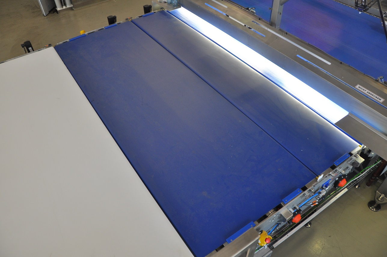 Intermediate conveyor Alitech Srl