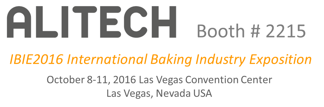 IBIE2016 International Baking Industry Exposition