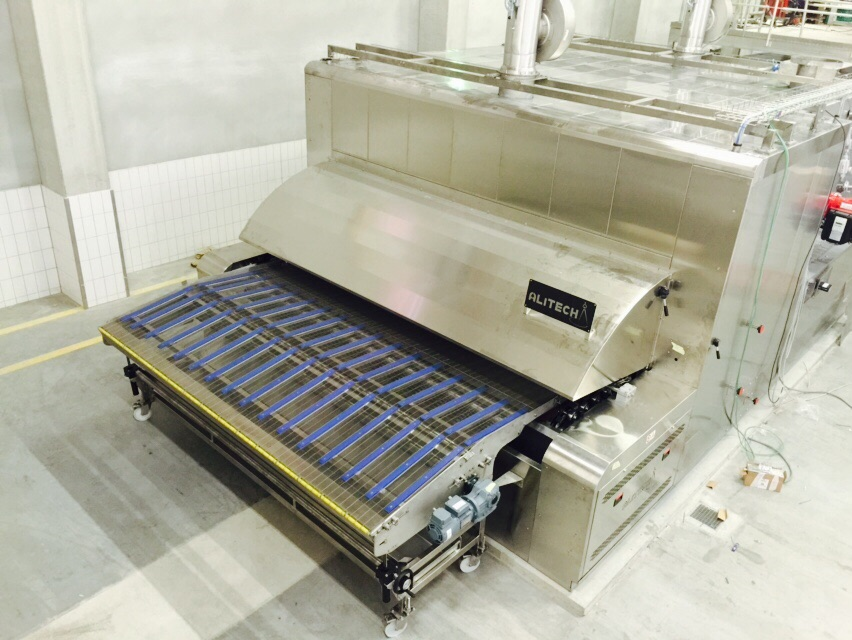 Tunnel Oven Alitech